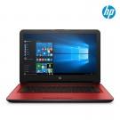 "Portátil HP AM007 Pentium 14"" Rojo"