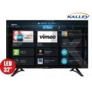 "TV 32"" 81cm KALLEY K-LED32HDS Internet T2"
