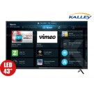 "TV 43""109cm LED Kalley 43FHDS T2 Internet"