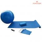 Yoga set (Balón+Colchoneta+Banda de pecho+Apoyador) EVOLUTION