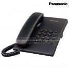 Teléfono PANASONIC Alambrico TS500 Negro
