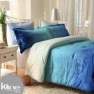 Conforter K-LINE Doble Tie Die Azul Algodón 100%