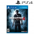 Videojuego PS4 Uncharted 4: A thief´s End